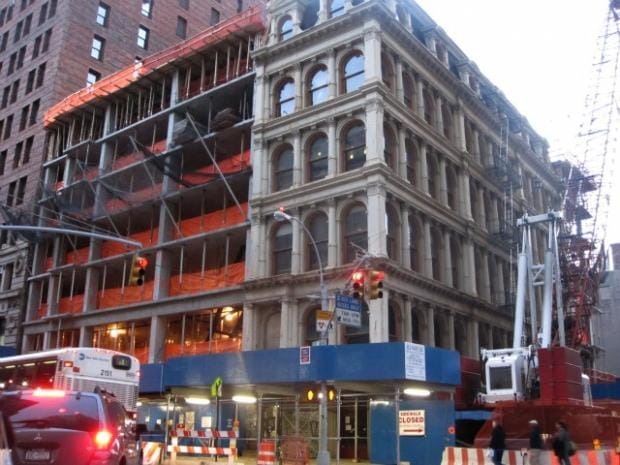 Leaning Tribeca Tower Tenants Caught In Limbo